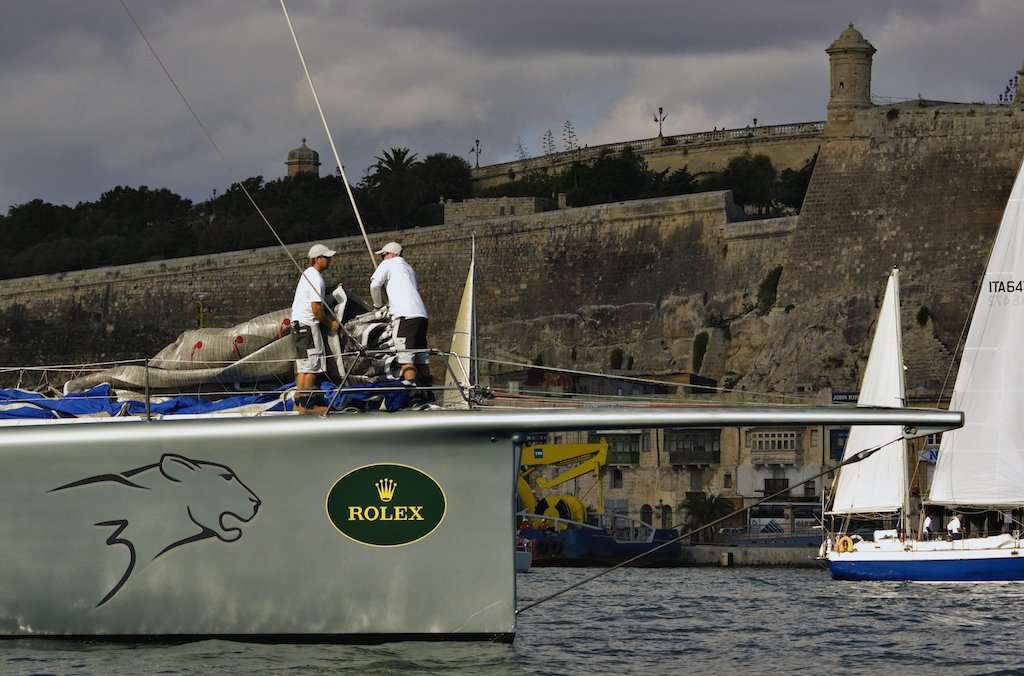 Rolex Middle Sea Race Celebrates 50 Years