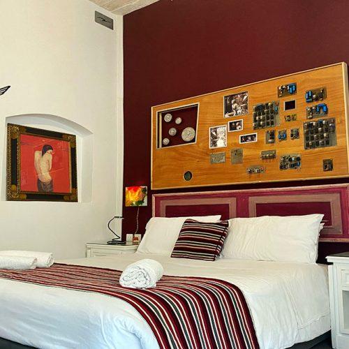 Room 181 - Bed