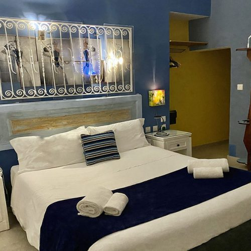 Room 292 - Bed