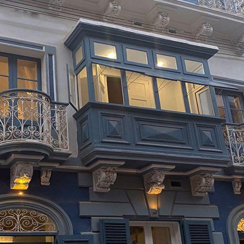 Room 454 - Balcony