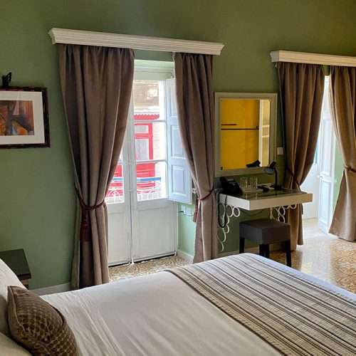 Room 454 - Bed