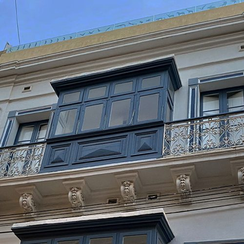 Room 616 - Balcony