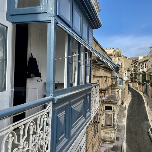Room 616 - Balcony View